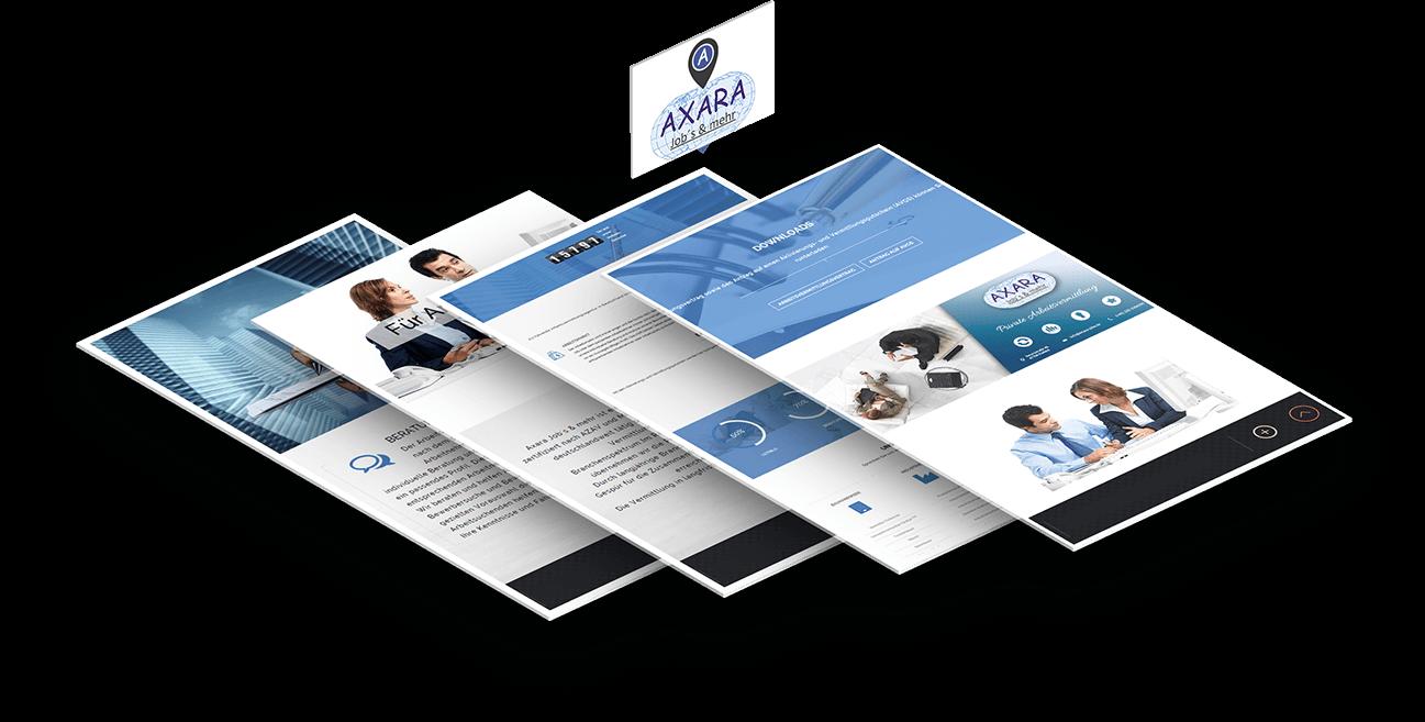 AXARA Jobs & mehr